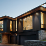 Дом под ключ с оригинальным дизайном