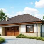 Выгодная стоимость на постройку одноэтажного дома