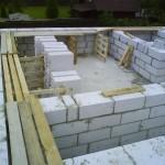 Строительство домов из газоблока в Киеве