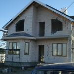 2-этажный дом из газобетона