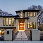 Дом под ключ в современном стиле
