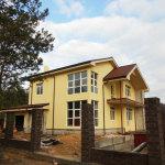 Дом под ключ по индивидуальному проекту