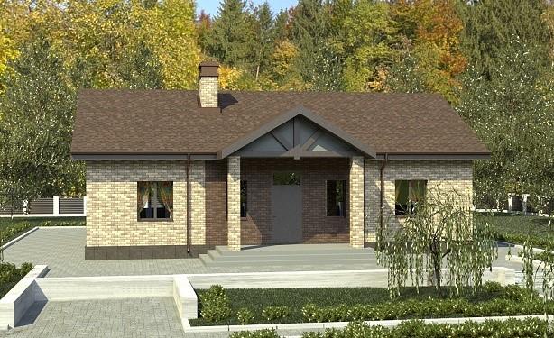 Цена на постройку одноэтажных домов
