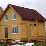 Строительство домов из СИП-панелей в Киеве