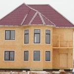 Строительство домов из СИП-панелей в Киеве под ключ