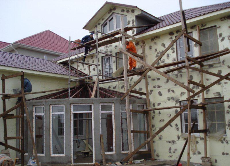 Cenik za delo na fasadi 2015