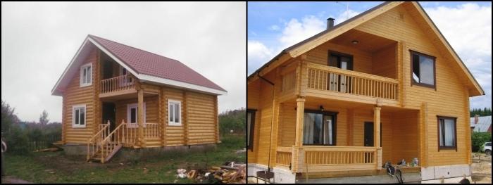 дачный домик домстрой