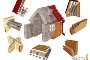 материалы для строительства коттеджа
