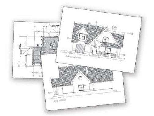 Как сделать проект дома самому