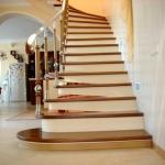 Выгодное изготовление лестниц из бетона с отделкой