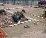 Как правильно укладывать тротуарную плитку?