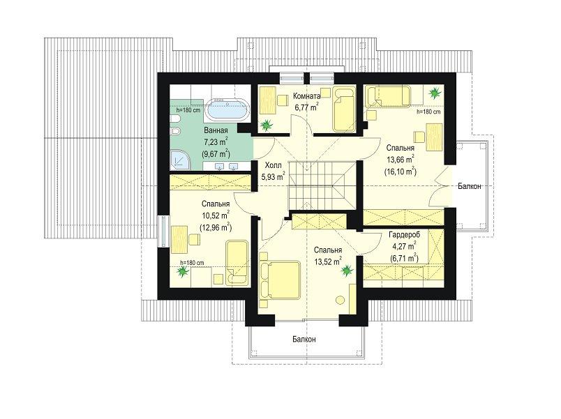 projekt-domu-bartek-rzut-poddasza-1420715544.jpg