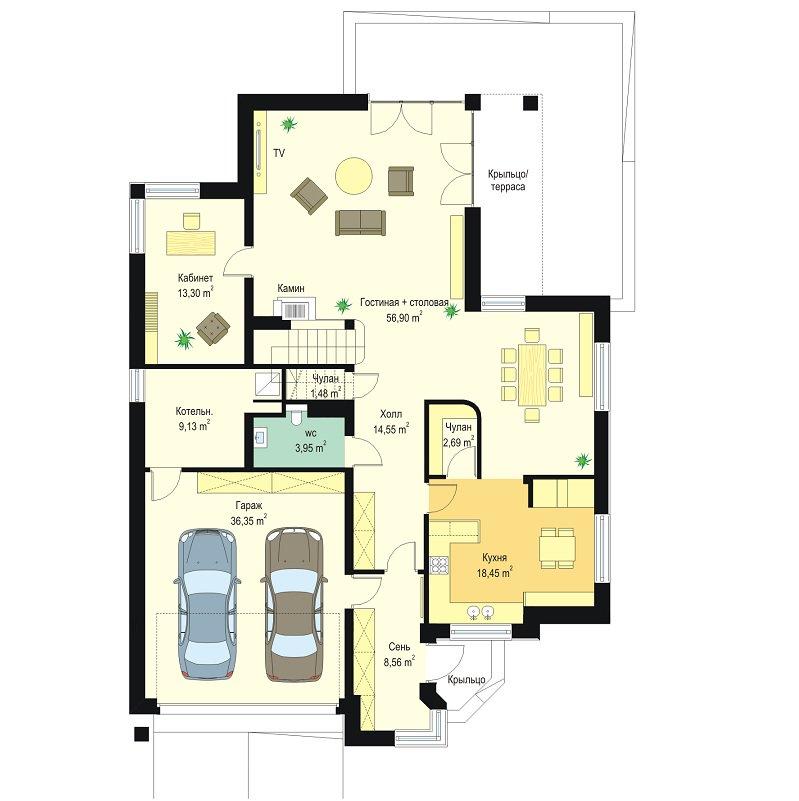 projekt-domu-kasjopea-6-rzut-parteru-1421154153.jpg